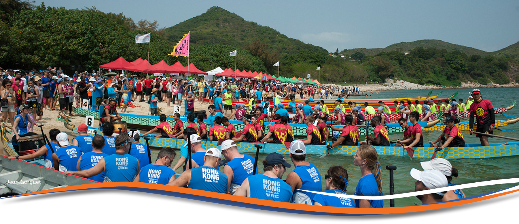 Lamma 500 Dragon Boat Beach