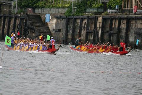 Lamma 500 Dragon Boat Festival-2007-df099