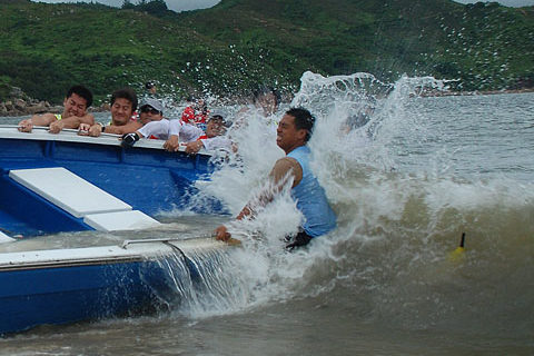 Lamma 500 Dragon Boat Festival-2007-dr193