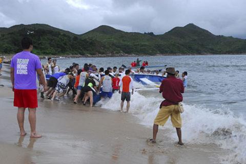 Lamma 500 Dragon Boat Festival-2007-gc091