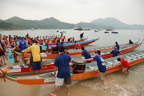 Lamma 500 Dragon Boat Festival-2008-1203