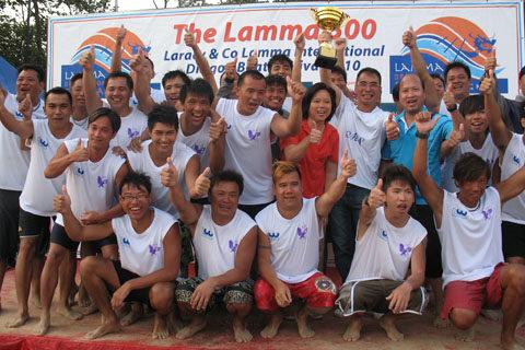Lamma 500 Dragon Boat Festival-2010-6890
