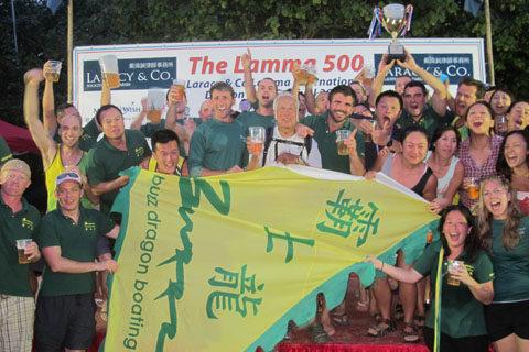 Lamma 500 Dragon Boat Festival-2012–2683
