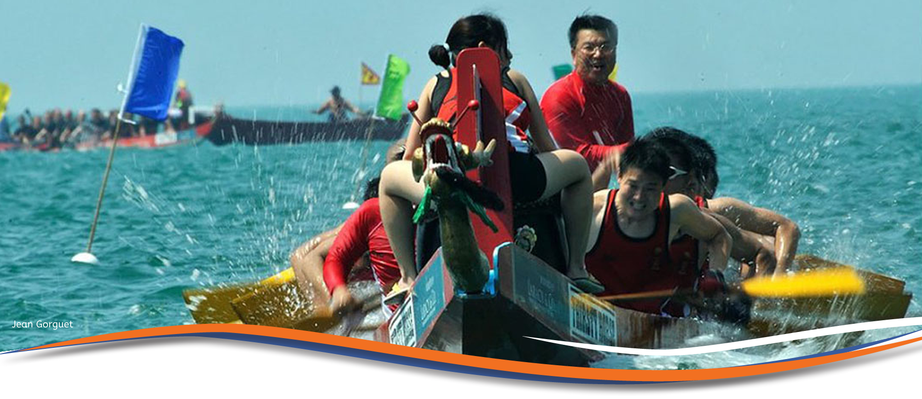 Lamma 500 Dragon Boat Racing